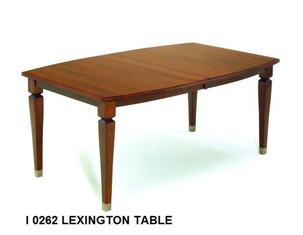 I 0262 Lexington table
