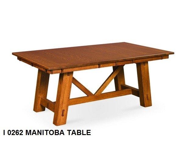 I 0262 Manitoba table