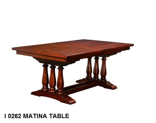 I 0262 Matina table
