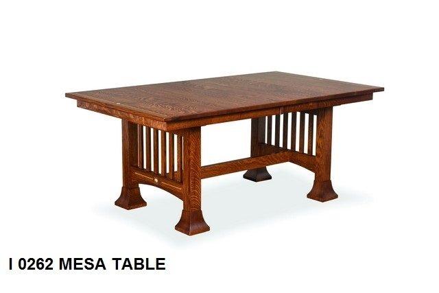 I 0262 Mesa table