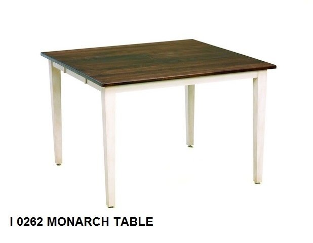 I 0262 Monarch table