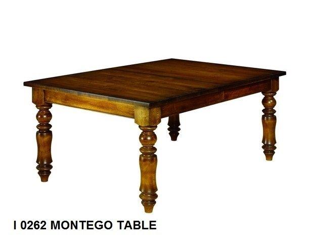I 0262 Montego table
