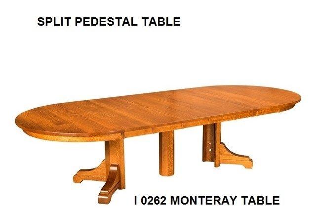 I 0262 Monteray table