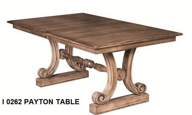 I 0262 Payton table