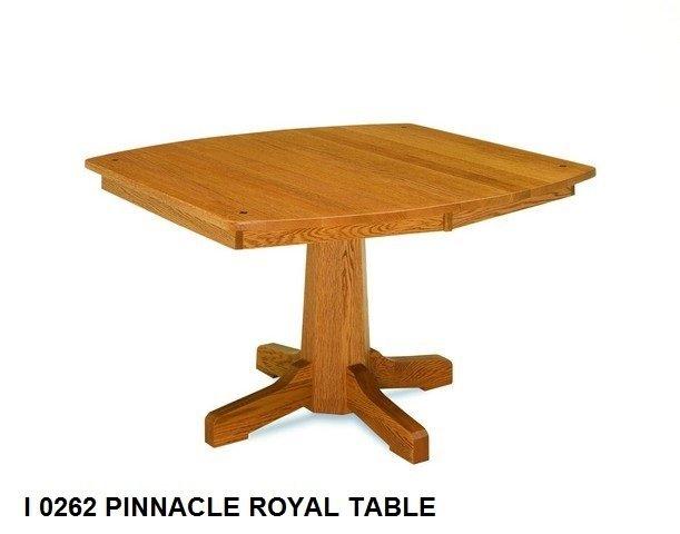 I 0262 Pinnacle royal table