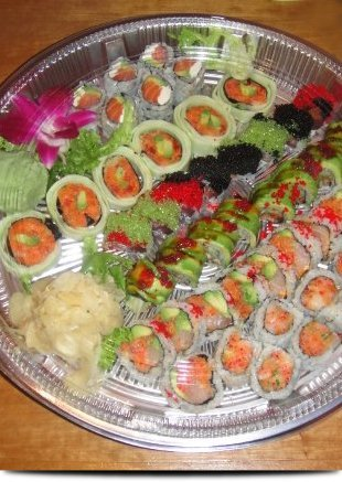 Sushi Cuisine | New Hartford, NY | Sumo Japanese Steakhouse | 315-768-8885