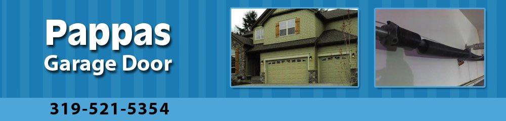 Garage Door Service Cedar Rapids Ia Pappas Garage Door