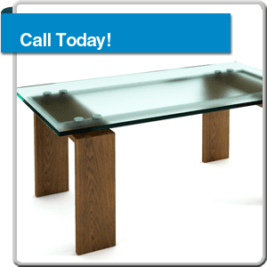 Glass and Mirror - Visalia, CA - Discount Glass - Glass tabletop - Call Today!