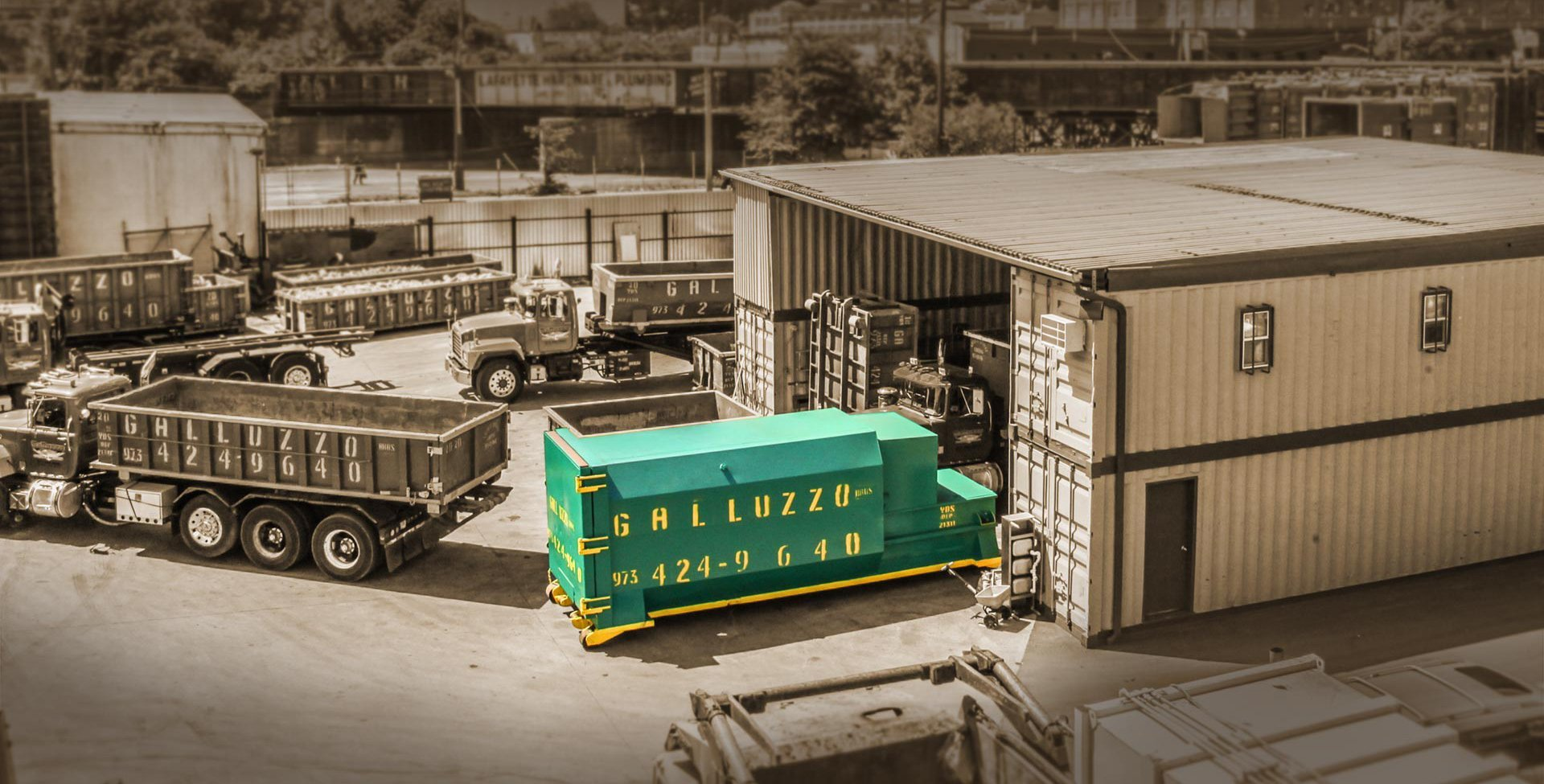 Municipal & Commercial Compactors