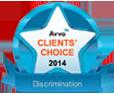Client's Choice Discrimination 2014