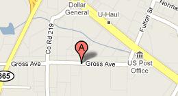 Burnsville Discount Carpets - 44 Gross Ave.  Burnsville, MS