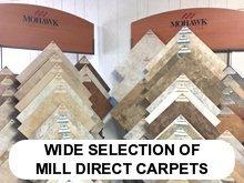 Carpet Dealers - Burnsville, MS - Burnsville Discount Carpets - Carpet - Wide Selection Of Mill Direct Carpets