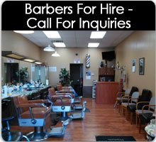 Barber - Columbus, OH  - Berwick Gallery Barbers - Men's cuts - 614-239-1976