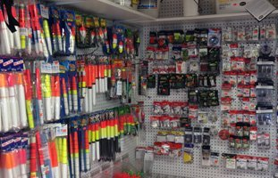 Fishing supplies on hamilton shop