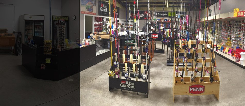 fishing rods | Fairfield, OH | Hamilton Bait & Tackle | 513-869-2248