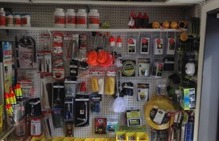 Fishing products on hamilton shop