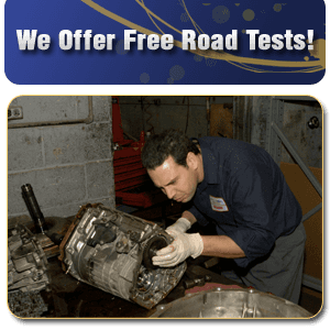 Transmission repair - New Haven, CT  - Precision Transmission LLC - Transmission repair - We Offer Free Road Tests!