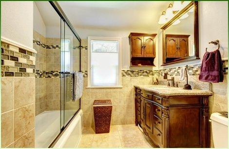 Bathroom Remodel Reading PA Matthew J Mercadante Builders Inc - Bathroom remodeling reading pa