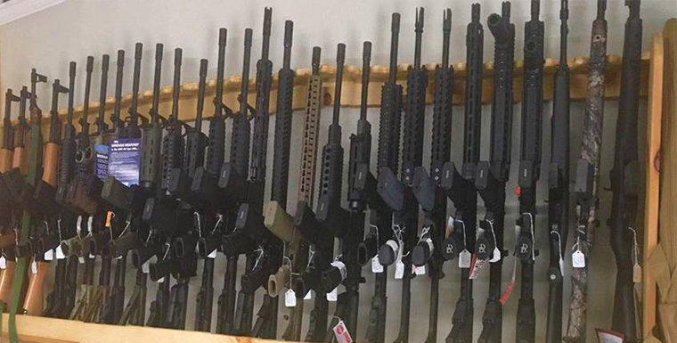Rifles and Long Guns