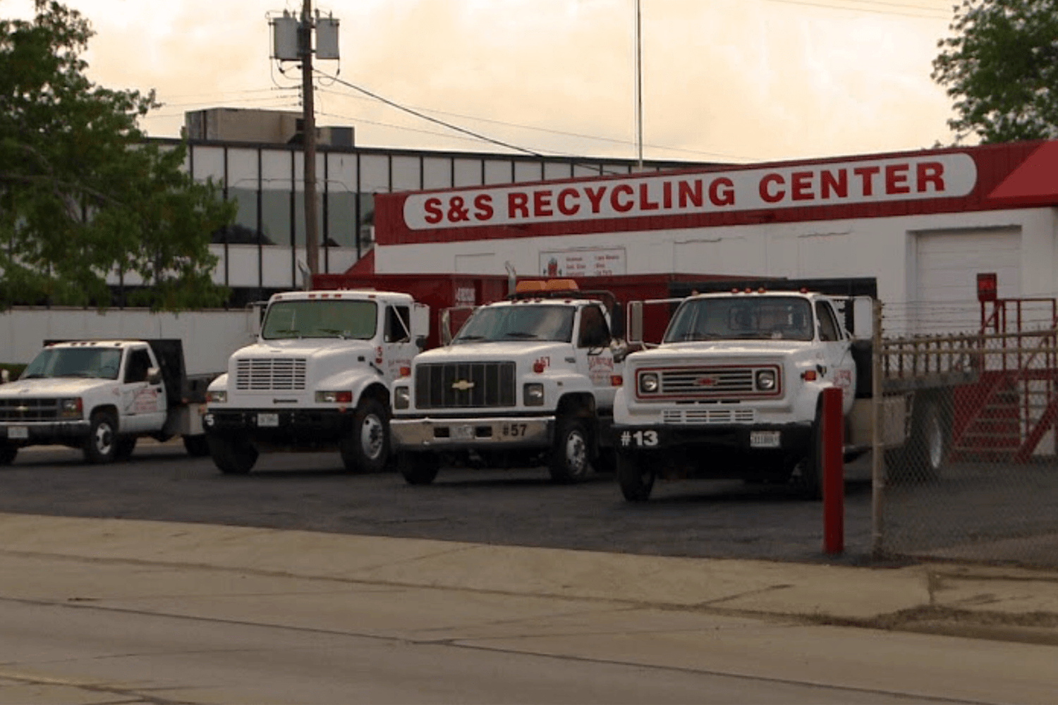 s s recycling dumpster rental