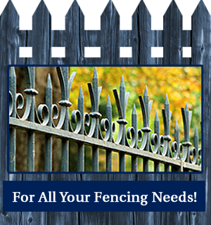 Fences - Traverse City, MI - Durable Fence Inc.  -green fence - For All Your Fencing Needs!