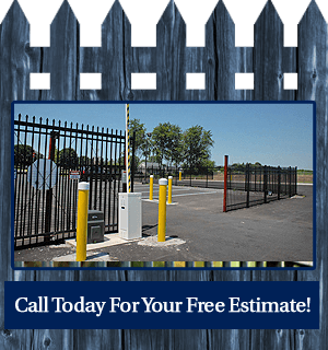 Commercial fencing  - Traverse City, MI - Durable Fence Inc.  - fencing - Call Today For Your Free Estimate!