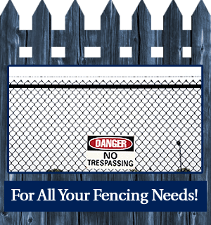 Ornamental iron fencing - Traverse City, MI - Durable Fence Inc.  - industrial - For All Your Fencing Needs!