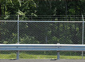 Specialty Commercial Fences - Traverse City, MI - Durable Fence Inc. - Guardrail
