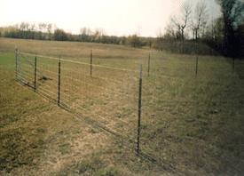 Commercial Fences - Traverse City, MI - Durable Fence Inc. - Farm Fencing