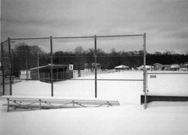 Commerical Fences - Traverse City, MI - Durable Fence Inc. - Athletic Field Fencing