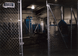 Industrial Fences - Traverse City, MI - Durable Fence Inc. - Security Gates And Fences