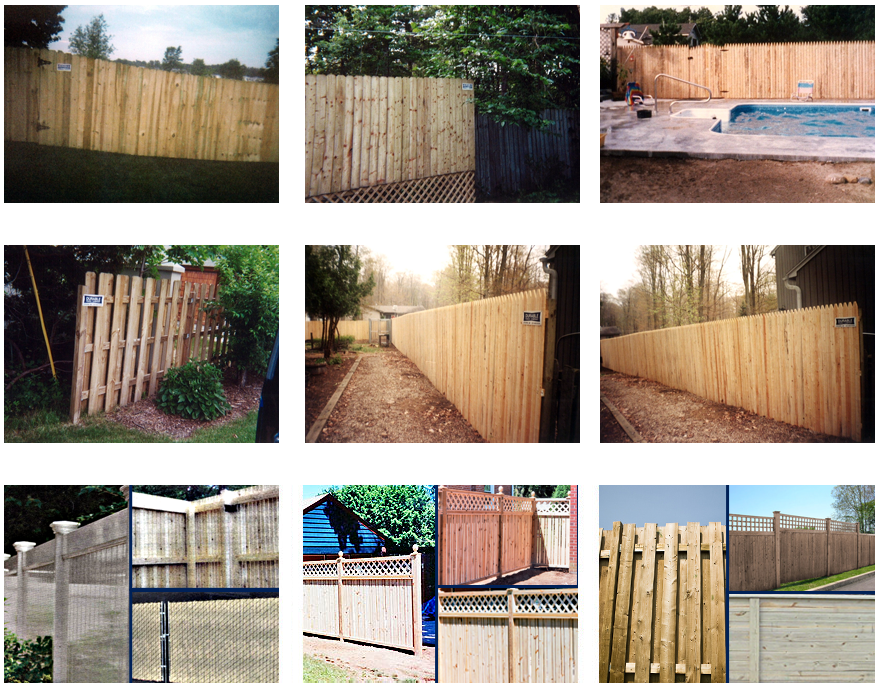 Residential Fences - Traverse City, MI - Durable Fence   Inc. - Privacy Fence