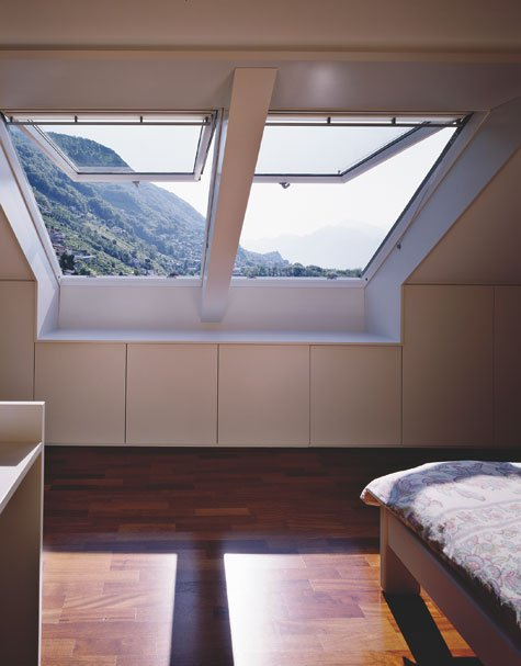 Velux openable skylites