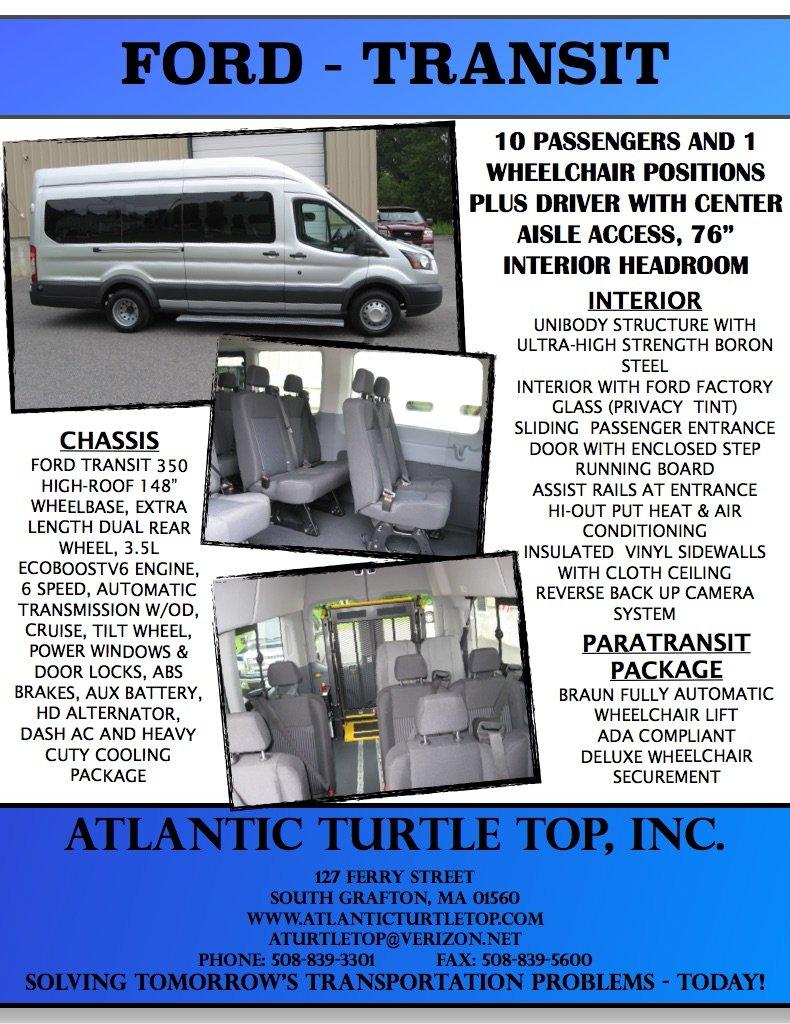Vans | Transporter Van | South Grafton, MA