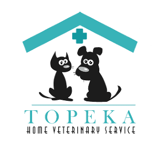 Topeka Home Veterinary Service - Logo