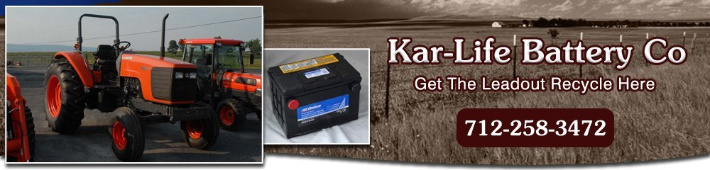 Battery Specialist - Sioux City, IA - Kar-Life Battery Co