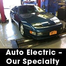 Auto Repair Shop - Glendale, NY - Five