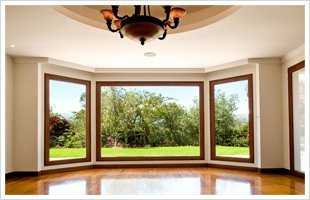 Wide window