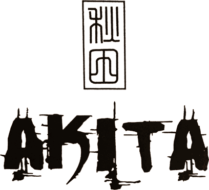 Akita Asian Cuisine - Logo
