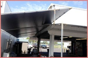 Custom Tent Work | Hilo, HI | Islandwide Canopy Tents | 808-959-3800