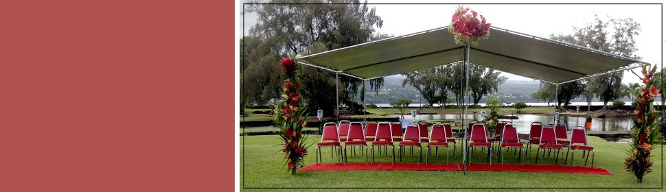 Dependable Delivery Service & Islandwide Canopy Tents u2013 Tent Rental Service | Hilo HI