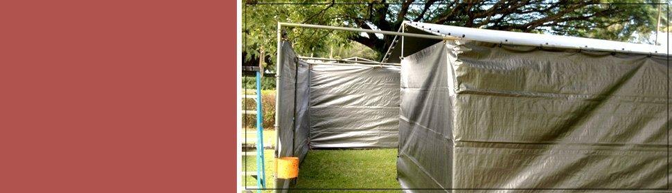 Tent Rentals | Hilo, HI | Islandwide Canopy Tents | 808-959-3800