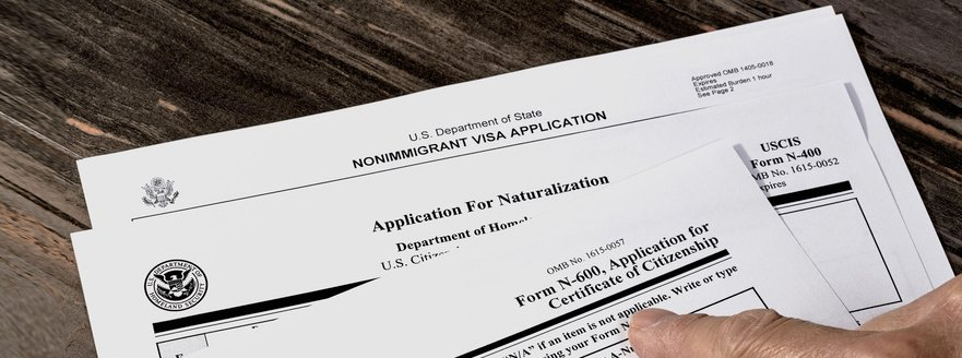Naturalization Application