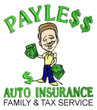 Payless Auto Insurance Family & Tax Service-logo