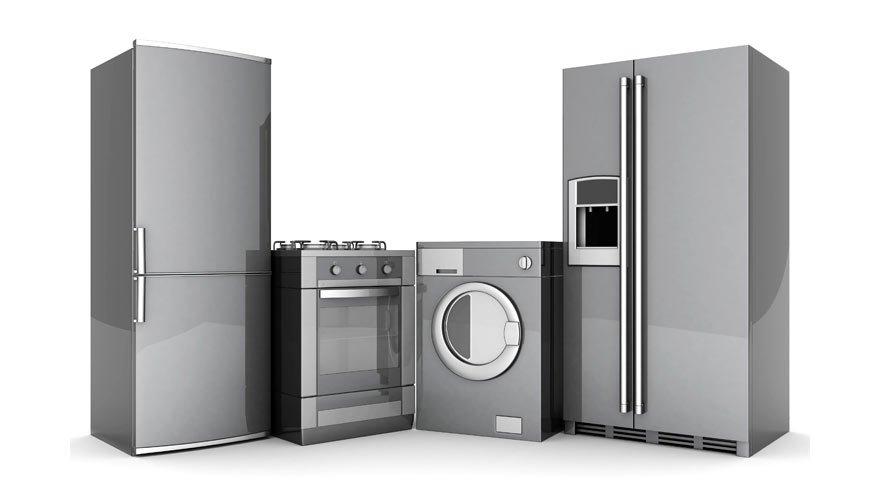 Refrigerators, Washer, Oven