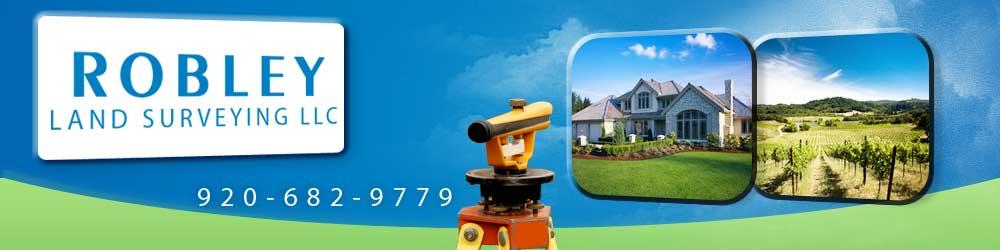 Land Surveying - Manitowoc, WI - Robley Land Surveying LLC