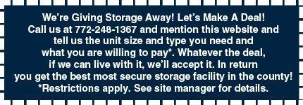 RV Storage   Port St. Lucie, FL   Port St.Lucie Mini