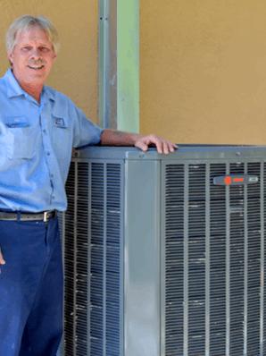 Technician and Heat pump