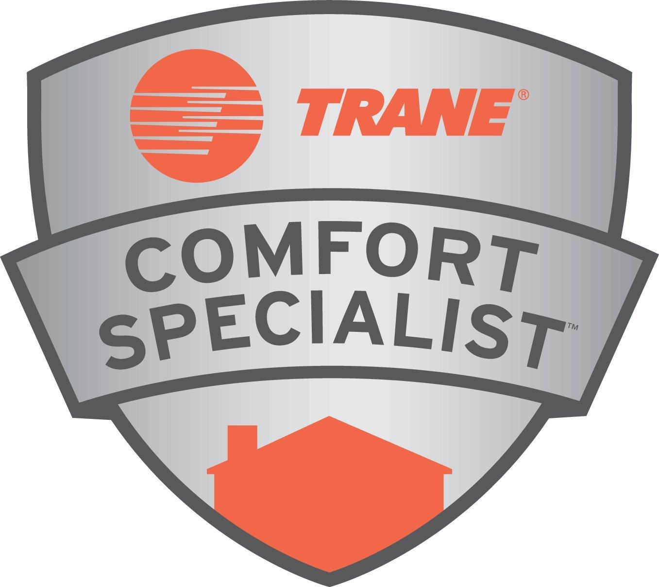Trane Comfort Specialist seal