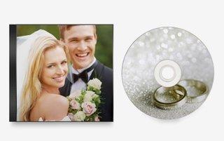 Wedding video DVD